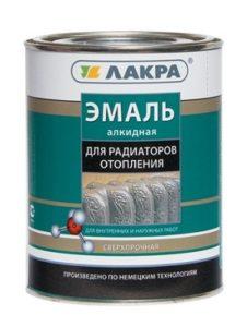 Алкидная эмаль для радиаторов