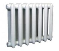 Чугунный радиатор гармошка