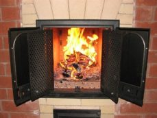 Разжигаем печь правильно