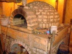 Помпейская печка