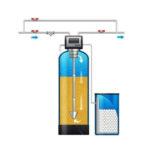 Как работает фильтр смягчения воды из скважины