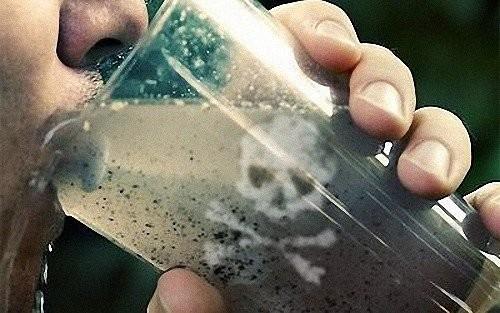 Вода, непригодная для питья