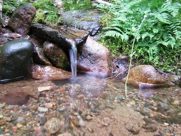 Природный источник воды