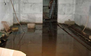 Затопленный подвал