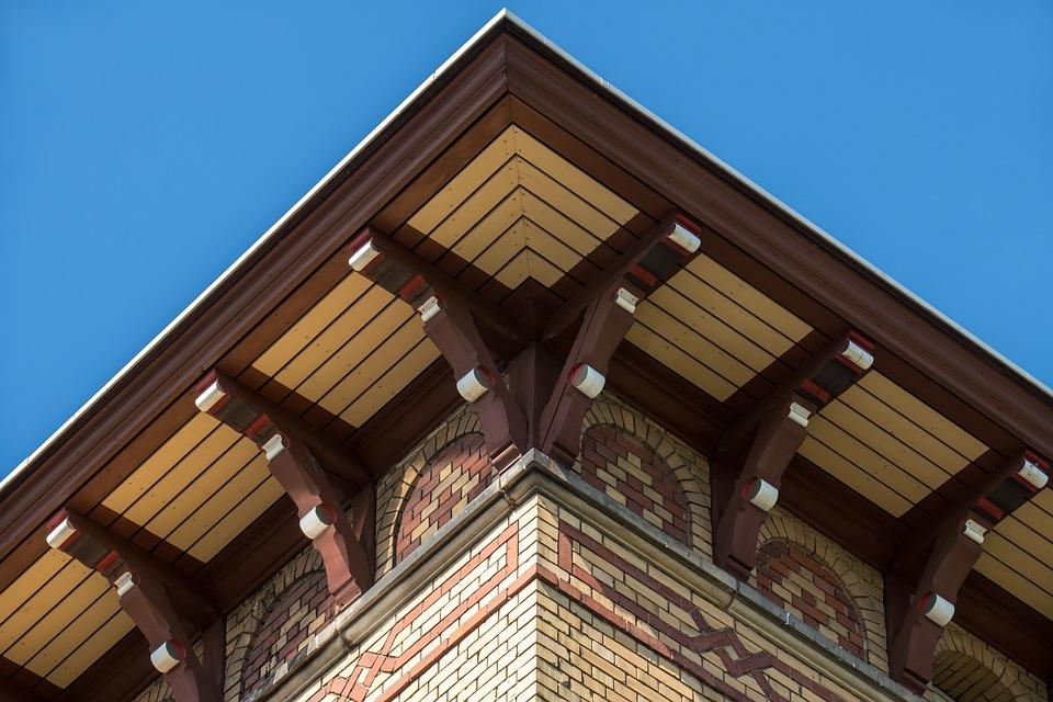 Софит, как элемент кровли крыши