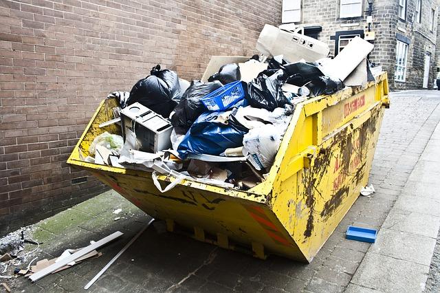 Кеска. Вывоз строительного мусора.