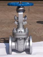 Стальная клиновая фланцевая задвижка для дачного трубопровода