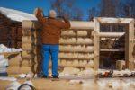 Строительство частного дома своими руками